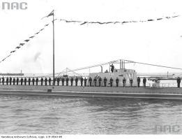 Święto Morza w Gdyni, 1932 r.. Źródło: Narodowe Archiwum Cyfrowe.