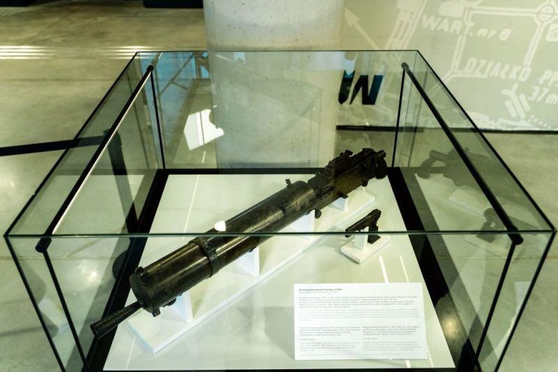 Broń strzelecka Wojska Polskiego w 1939 roku – niezwykłe zabytki fot. MIIWŚ / Ł. Rosielewski