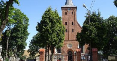 kościół w Lubiszewie
