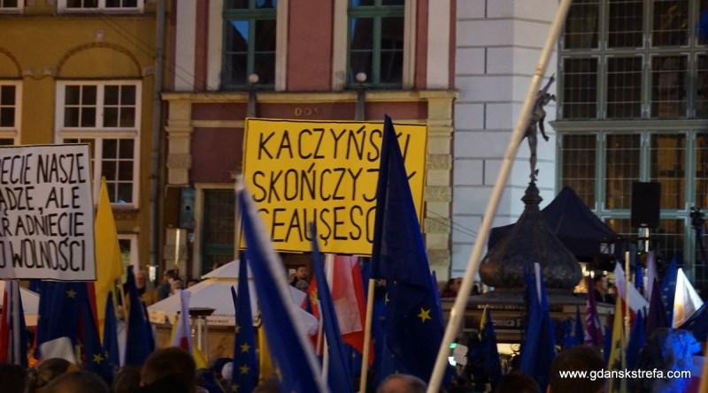Gdańsk zostaje w Unii razem z Ceausescu i Wałęsą, zasieki pomiędzy Gdynią i Gdańskiem?