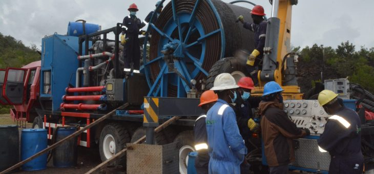 GDC registers success in ongoing coiled tubing exercise