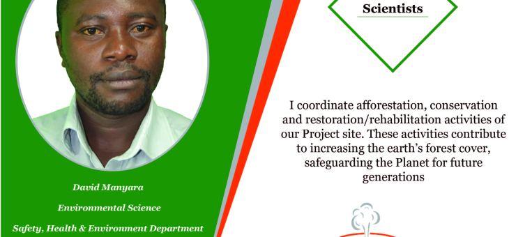 #GDcCTeam David Manyara
