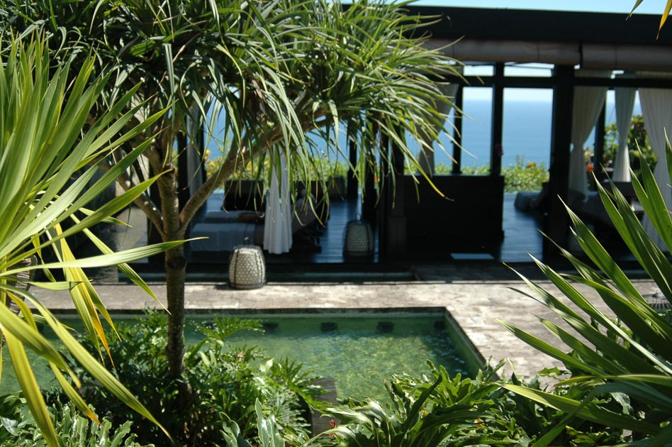 resort Bvlgari Bali spa pool pavilion GDC interiors Journal Tour