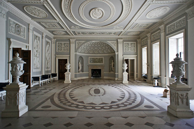 The Entrance Hall, Osterley Park and House