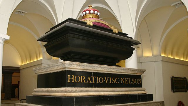 Nelson Tomb