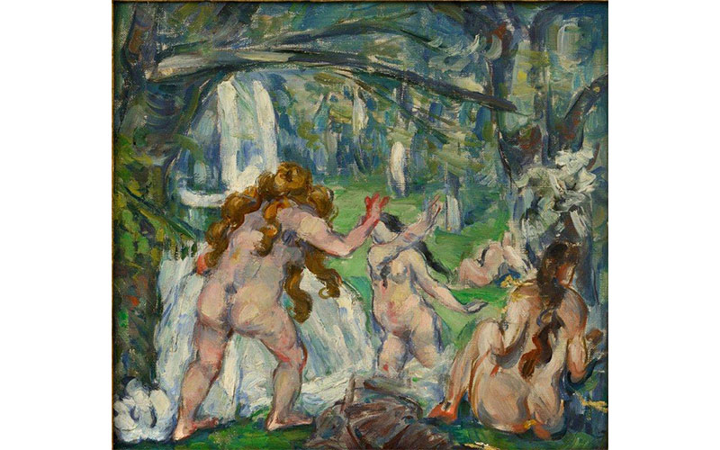 Rubens and his legacy Paul Cezanne