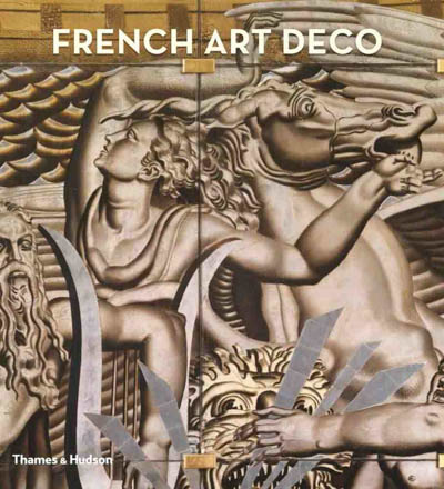 French Art Deco Book cover