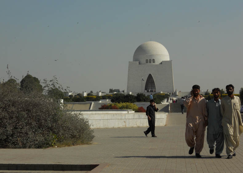 Ali Jinnah mausoleum Karachi Tombs of the Great Leaders
