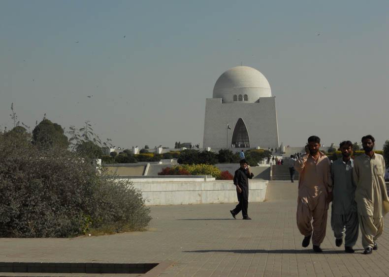 Ali Jinnah mausoleum Karachi Tombs of the Great Leaders