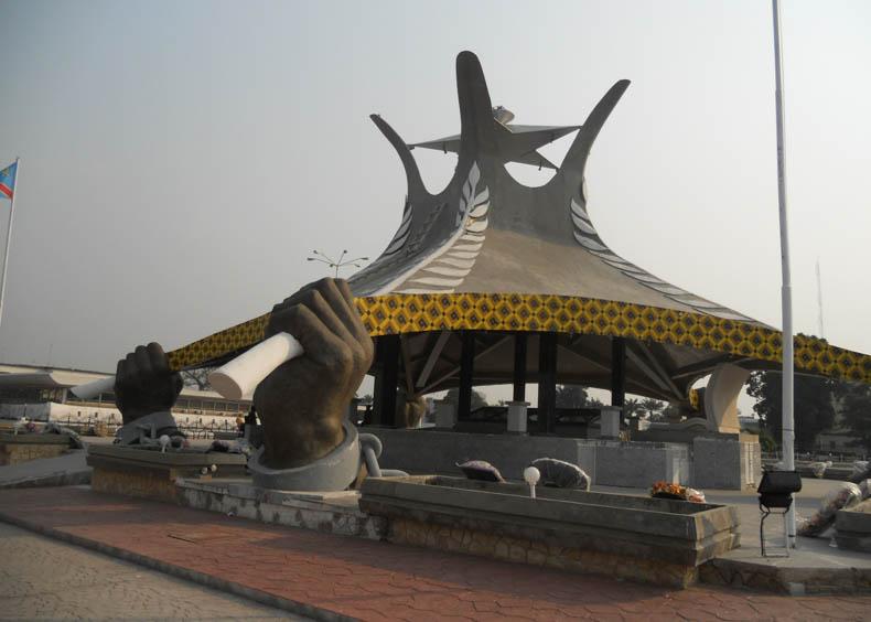 Mausoleum Laurent-Desire Kabila Tombs of the Great Leaders