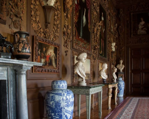 antiques and collectables Petworth House the Carved Room
