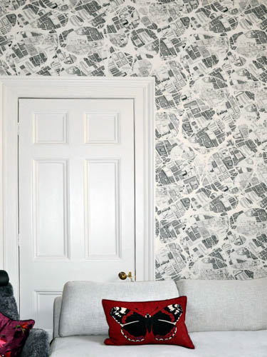 gabi bolton original little bird soho wallpaper