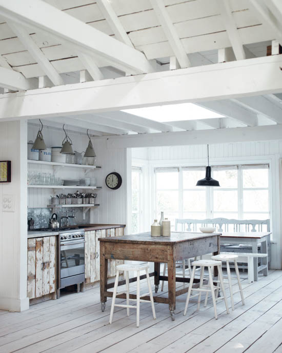 living a simple life kitchen
