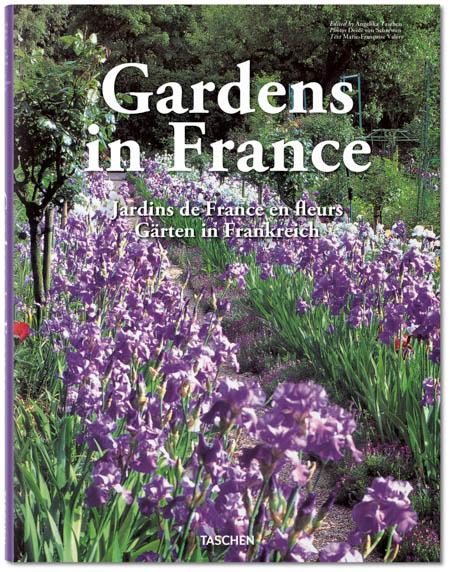 Top Books April 2015 Gardens In France