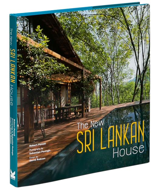 new sri lankan house book cover