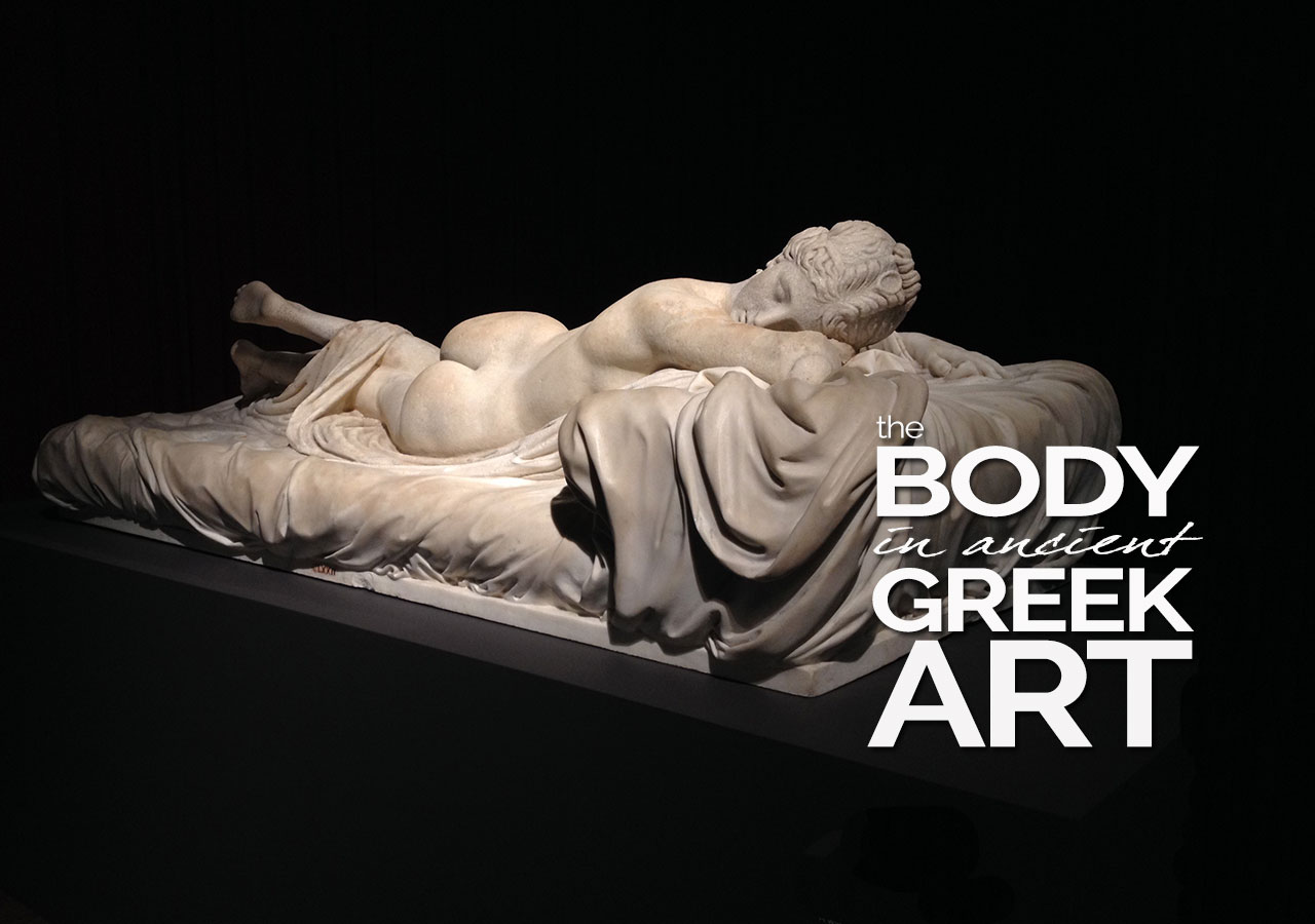 human body in greek art