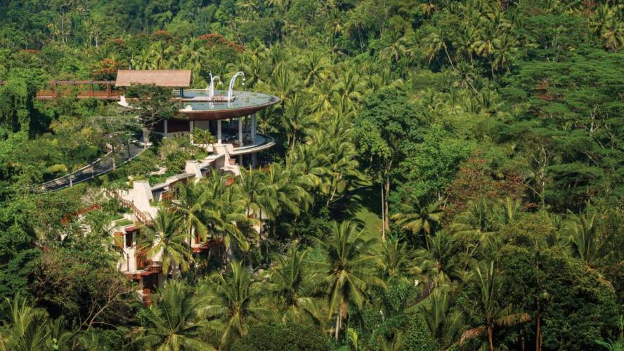 Resort Overview Four Seasons Bali at Sayan