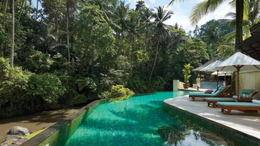 Pool at Four Seasons Bali at Sayan