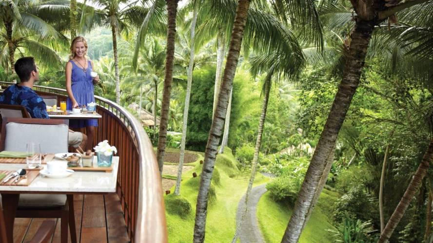 Ayung Terrace Four Seasons Bali at Sayan