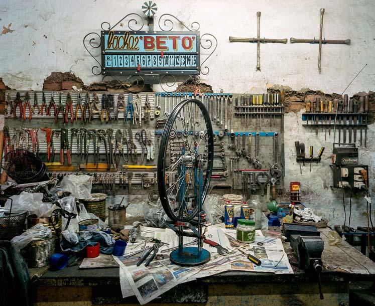 Guillermo Srodek-Hart Leili Bike Shop