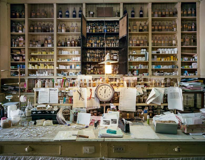 Trecu Pharmacy Guillermo Srodek-Hart