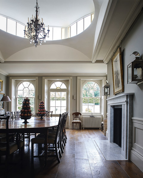 Kilmeston Manor The Country House Ideal Recent Work by ADAM Architecture