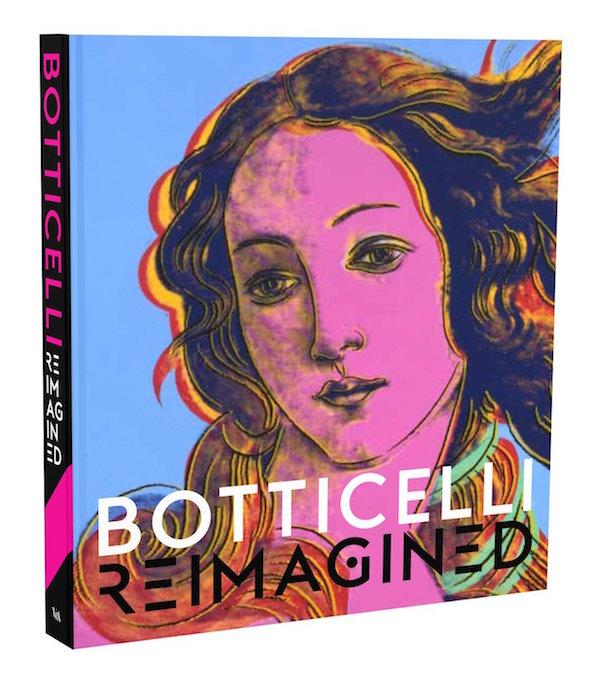 catalogue cover Botticelli Reimagined