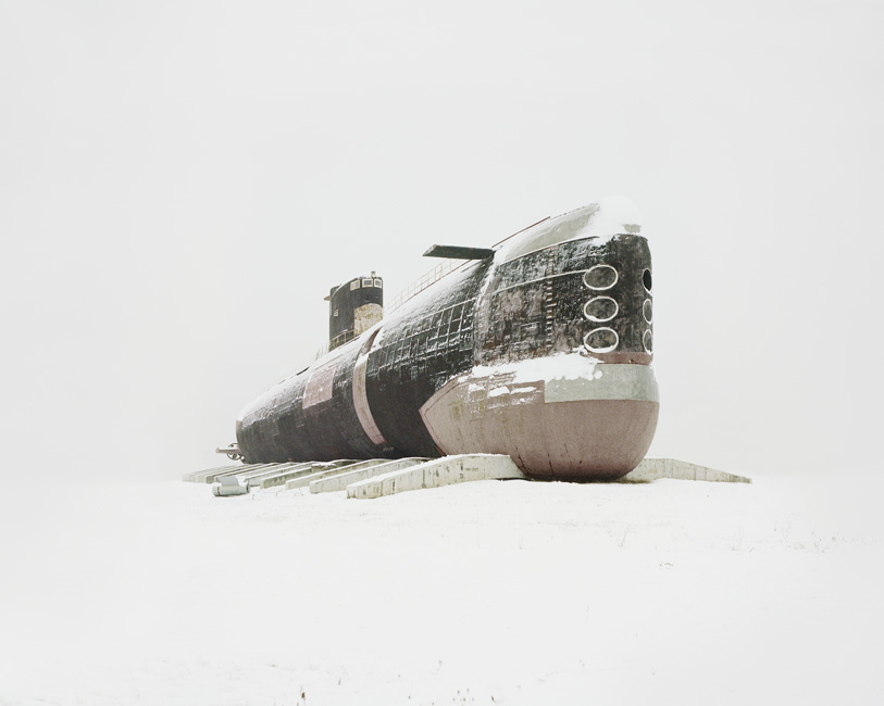 Danila Takatchenko, The world's largest diesel submarine. Russia Dead space and ruins