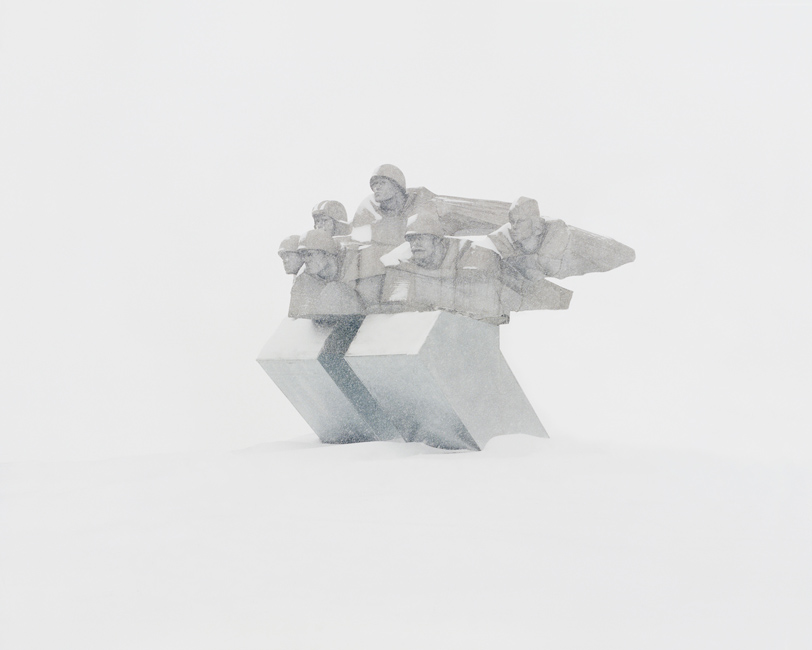 Danila Takatchenko, Memorial on a deserted nuclear station. Russia Dead space and ruins