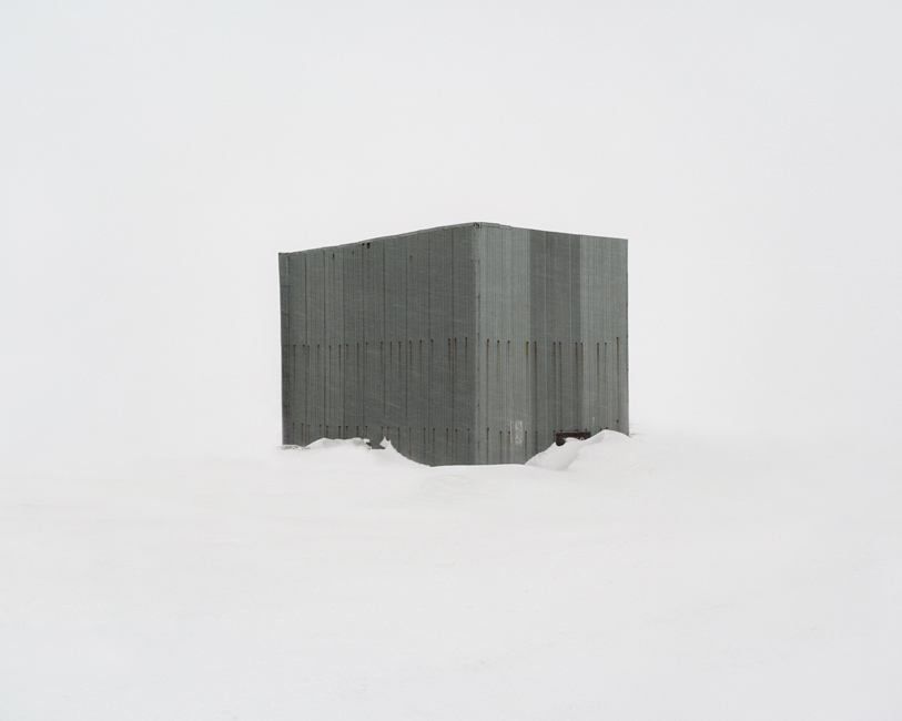 Danila Takatchenko, Sarcophagus over a closed shaft which is 4 km deep. Russia Dead space and ruins