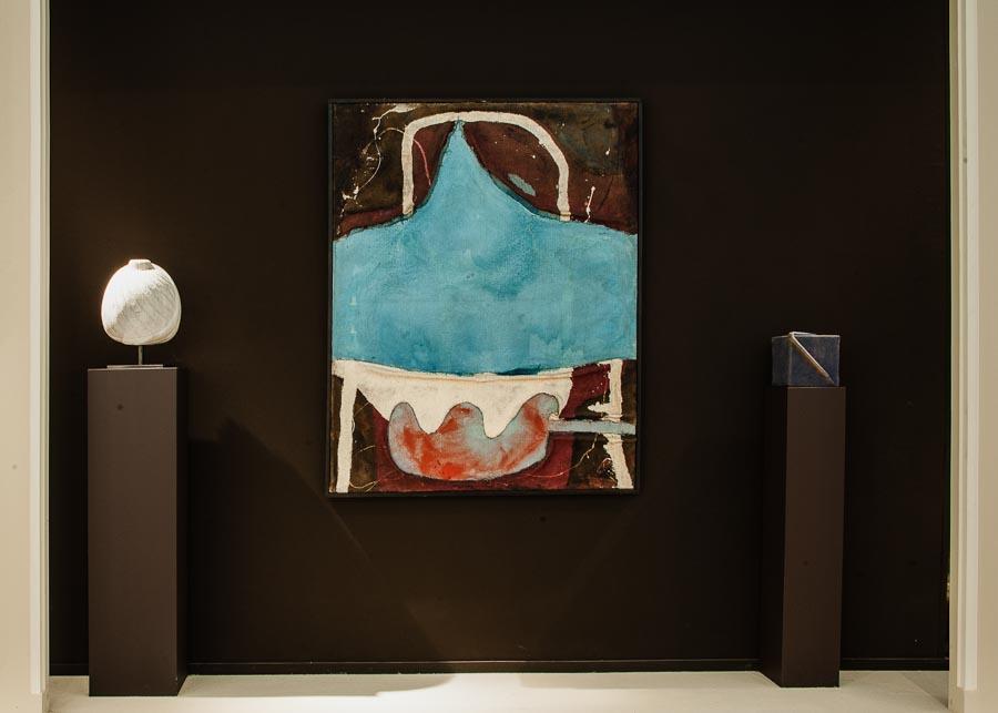 Axel Vervoordt gallery at masterpiece london 2016