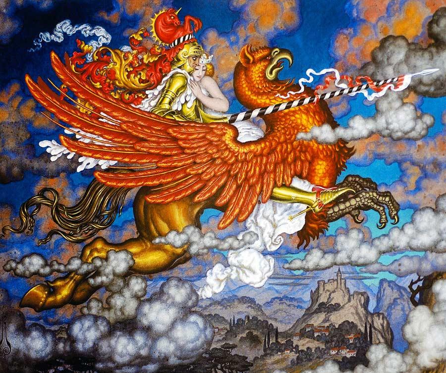 THE ABDUCTION OF EUROPE NIKOLAI KALMAKOFF masterpiece london 2016 KUNSTBERATUNG ZÜRICH