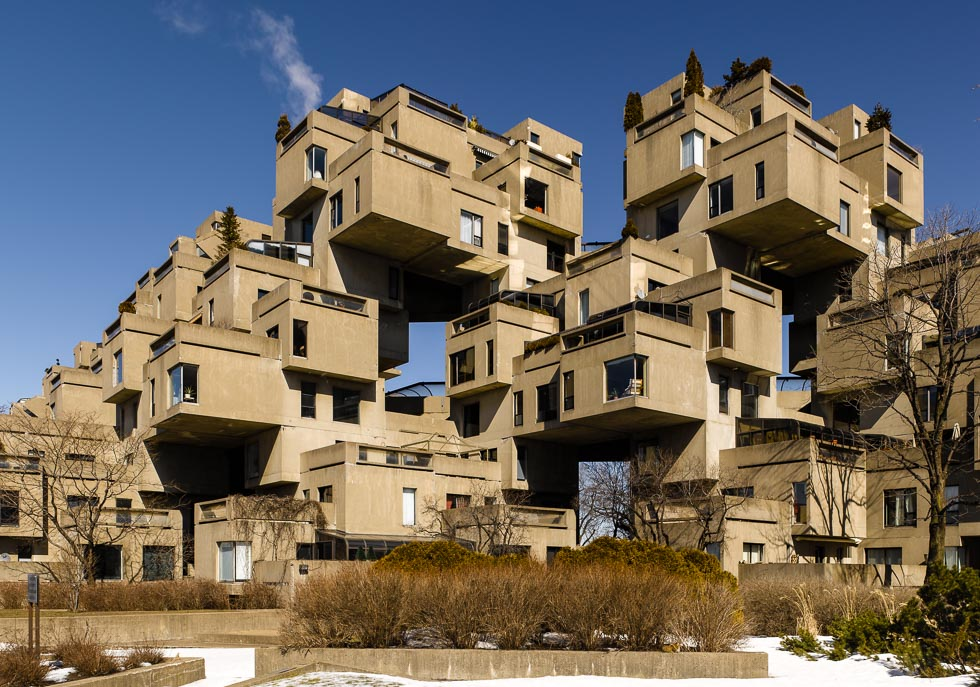 100 Most Important Buildings Habitat 67