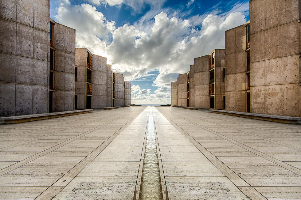 100 Most Important Buildings Salk Institute