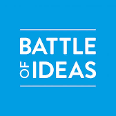 BATTLE OF IDEAS London Art and Design Events October 2016