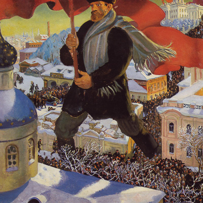 REVOLUTION - RUSSIA 1917 - 32 London Art and Design Events February 2017