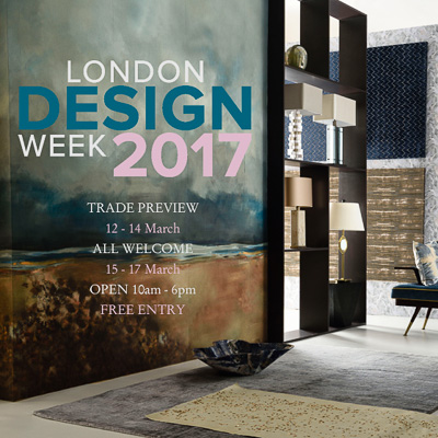 LONDON DESIGN WEEK 2017 London Art and Design Events March 2017