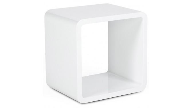 table d appoint ou chevet cube acton