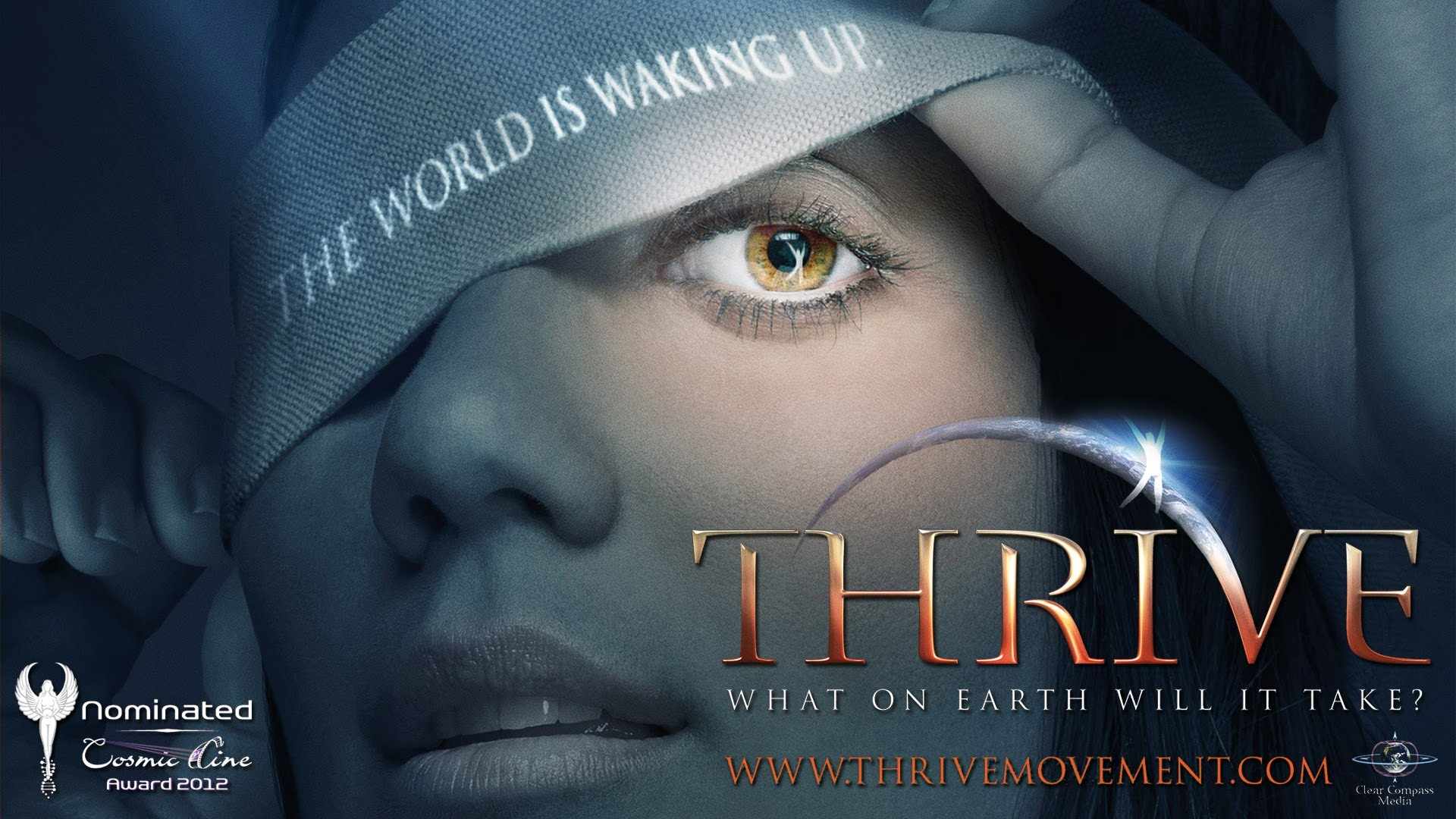 The Thrive (what on Earth will it take ?