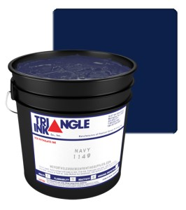 Triangle Ink Navy GDM Graphics