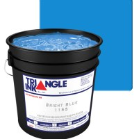 Triangle Ink LB Bright Blue from GDM Graphics