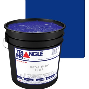 Triangle Ink LB Royal Blue