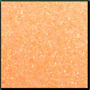 gdm Neon Opaque Orange glitter