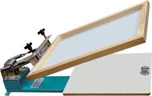 Econo-Tex one-color table top model
