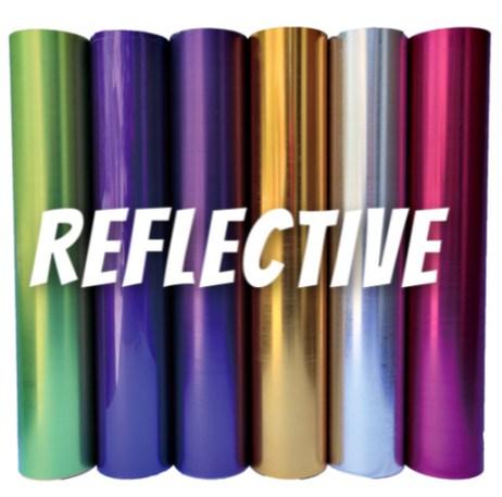 Reflective HT Vinyl at GDM Graphics