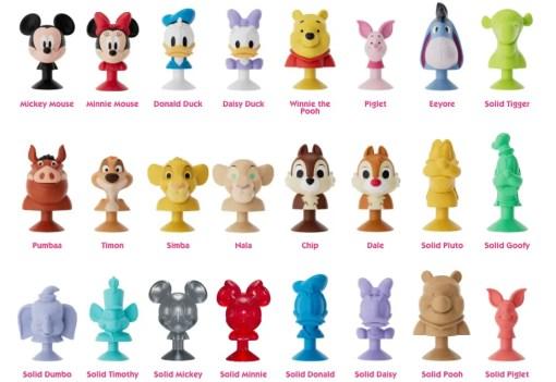 Disney BestBuddies MicroPopz