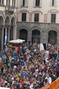 Il popolo del Lucca comics and games 2008