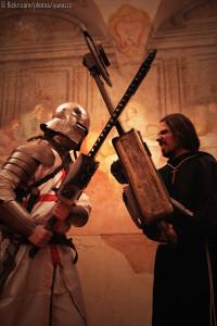 inquisitore contro templare