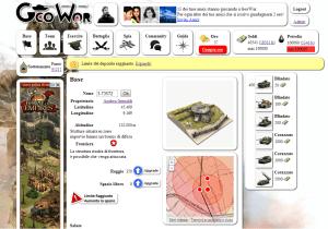 geowar esercito