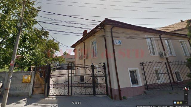 Foto: Google Street - iulie 2012